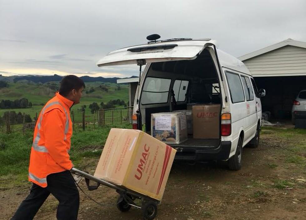 Forex Umac New Zealand | Balikbayan box to the Philippines